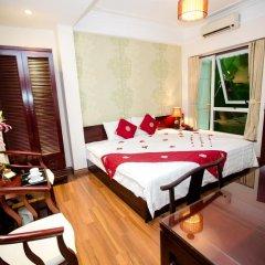 Hanoi Central Park Hotel 3* Представительский номер с различными типами кроватей фото 2