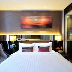 Отель The Continent Bangkok by Compass Hospitality 4* Номер категории Премиум с различными типами кроватей фото 49