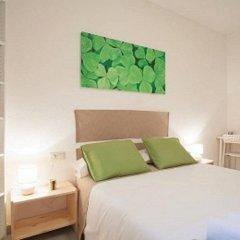 Отель Enzo B&B Montjuic 2* Стандартный номер с различными типами кроватей