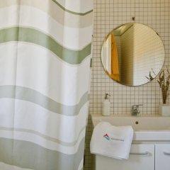 Отель Feebles Garden House Spathies Ситония ванная