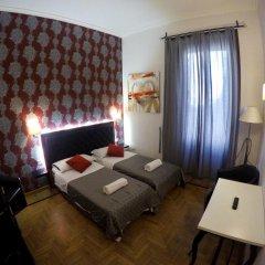Palladini Hostel Rome Номер с общей ванной комнатой с различными типами кроватей (общая ванная комната) фото 3