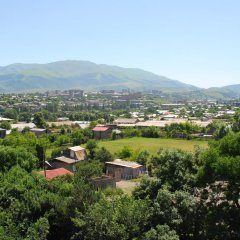 Отель Vanadzor Armenia Health Resort балкон