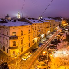 Гостиница Historical Center of Lviv
