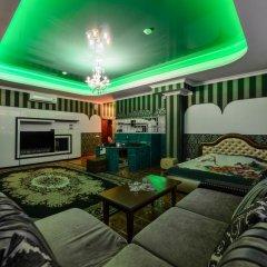 Гостиница Малибу Полулюкс с двуспальной кроватью фото 2