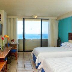 Отель Barcelo Ixtapa Beach - Все включено 3* Улучшенный номер с различными типами кроватей фото 5