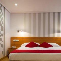 Отель Château La Roca 3* Улучшенный номер с различными типами кроватей фото 5