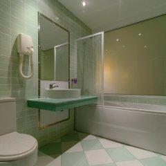 Отель Orchidea Boutique Spa Болгария, Золотые пески - 1 отзыв об отеле, цены и фото номеров - забронировать отель Orchidea Boutique Spa онлайн ванная