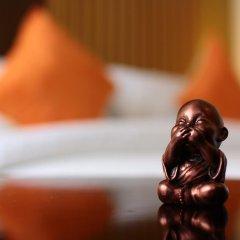 Отель Breezotel Стандартный номер с двуспальной кроватью фото 7