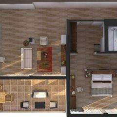 Nirvana Lagoon Villas Suites & Spa 5* Люкс повышенной комфортности с различными типами кроватей фото 36