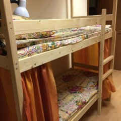Отель DobroHostel Кровать в мужском общем номере фото 6