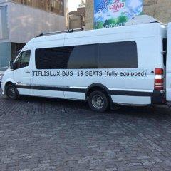 Отель TiflisLux Boutique Guest House городской автобус