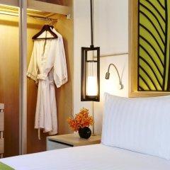 Отель Amari Koh Samui 4* Улучшенный номер с различными типами кроватей фото 2