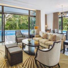 Отель The St. Regis Sanya Yalong Bay Resort – Villas комната для гостей фото 5