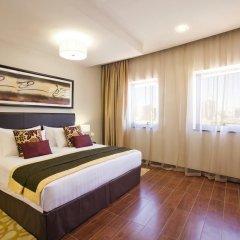 Movenpick Hotel Apartments Al Mamzar Dubai 5* Улучшенный номер с различными типами кроватей фото 5