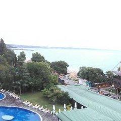 Отель Luxury Apartment Zlatna Kotva Болгария, Золотые пески - отзывы, цены и фото номеров - забронировать отель Luxury Apartment Zlatna Kotva онлайн балкон