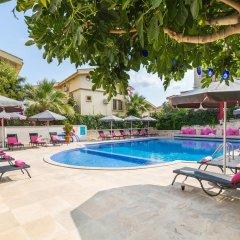 Garden Suites Турция, Калкан - отзывы, цены и фото номеров - забронировать отель Garden Suites онлайн бассейн фото 2