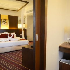 Ambassador Bangkok Hotel 4* Улучшенный номер фото 10