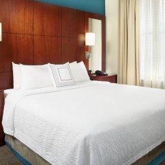 Отель Residence Inn by Marriott Columbus Downtown 3* Люкс с различными типами кроватей фото 2