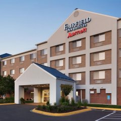 Отель Fairfield Inn And Suites By Marriott Mall Of America 3* Стандартный номер