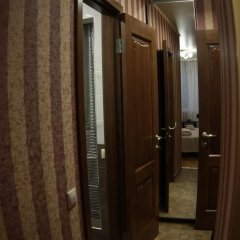 Hotel Day and Night on Profsoyuznoy Люкс с различными типами кроватей фото 4