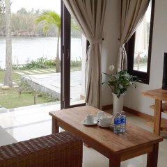 Отель Riverside Garden Villas 3* Стандартный номер с различными типами кроватей фото 11