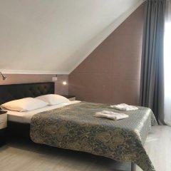 Гостиница Авиатор 3* Стандартный семейный номер с двуспальной кроватью