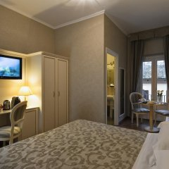 Отель Relais Bocca di Leone 3* Стандартный номер с различными типами кроватей фото 11