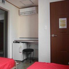 Fortune Hostel Jongno Стандартный номер с 2 отдельными кроватями фото 4