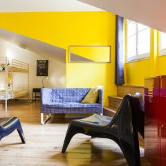 Lisbon Chillout Hostel Лиссабон комната для гостей