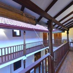 Отель Villa Razi Шри-Ланка, Галле - отзывы, цены и фото номеров - забронировать отель Villa Razi онлайн балкон