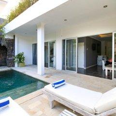 Отель Aleesha Villas 3* Вилла Премиум с различными типами кроватей