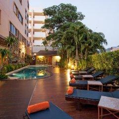 Orchid Garden Hotel бассейн фото 3