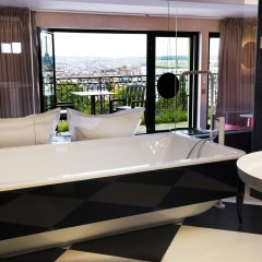 Terrass'' Hotel Montmartre by MH 4* Люкс с различными типами кроватей фото 5