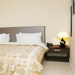 Sabitex Hotel Lekki комната для гостей