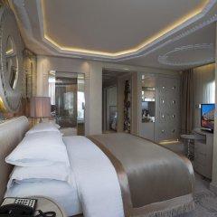 Отель Wyndham Grand Istanbul Kalamis Marina 5* Стандартный семейный номер с двуспальной кроватью фото 3