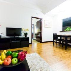Отель Diamond Westlake Suites 4* Апартаменты с различными типами кроватей фото 2