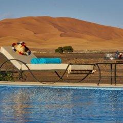 Отель Riad Madu Марокко, Мерзуга - отзывы, цены и фото номеров - забронировать отель Riad Madu онлайн бассейн