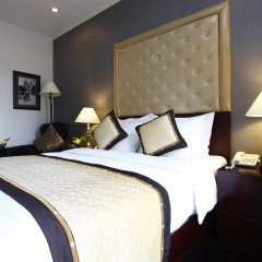 Medallion Hanoi Hotel 4* Стандартный номер двуспальная кровать фото 4