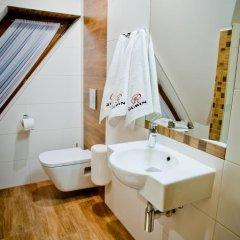 Отель Apartamenty Rubin Стандартный номер с различными типами кроватей фото 30