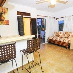 Hotel Suites Ixtapa Plaza 3* Полулюкс с различными типами кроватей фото 2