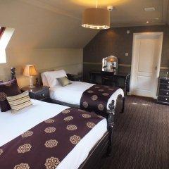 Dalziel Park Hotel 3* Стандартный номер с двуспальной кроватью фото 8