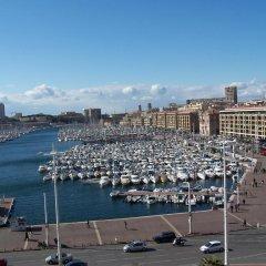 Отель Escale Oceania Marseille 3* Номер Делюкс