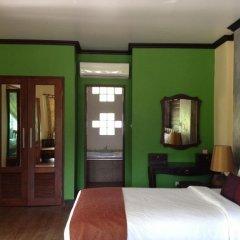Отель Seashell Resort Koh Tao 3* Семейный номер Делюкс с двуспальной кроватью фото 5