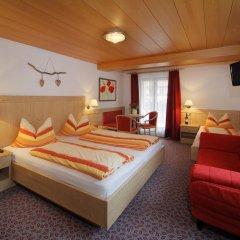 Отель Pension Bergland Горнолыжный курорт Ортлер комната для гостей фото 3