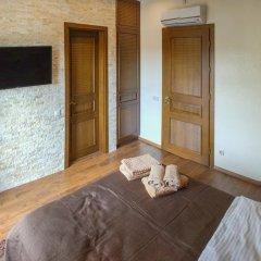 Гостиница Petrani Nivki Стандартный номер с различными типами кроватей фото 3