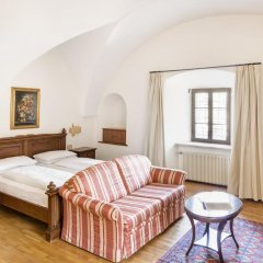 Hotel Castel Rundegg 4* Номер Делюкс фото 4