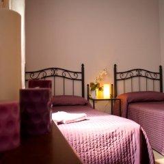 Отель Hostal La Muralla Стандартный номер с различными типами кроватей фото 14
