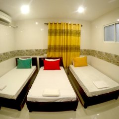 Tribee Kinh Hostel Кровать в общем номере с двухъярусной кроватью фото 4