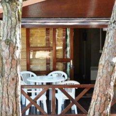 Отель Lisboa Camping Бунгало с различными типами кроватей фото 8