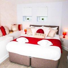 Отель Flat 2, Falcondale House 5 South Cliff Великобритания, Истборн - отзывы, цены и фото номеров - забронировать отель Flat 2, Falcondale House 5 South Cliff онлайн комната для гостей фото 5